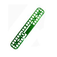Установочная планка, двойной, пластик ABA SYSTEM 1103740004