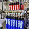 Втулка защитная Ф-16, цвет синий, ABA SYSTEM 1103740002